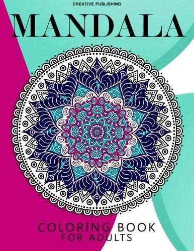 Mandala Coloring Book For Adults Creative Publishing